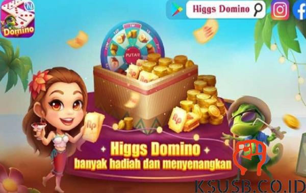 Higgs Domino RP 2021